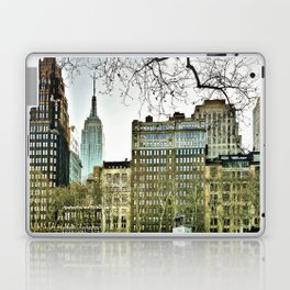 The view from Bryant Park Laptop & iPad Skin