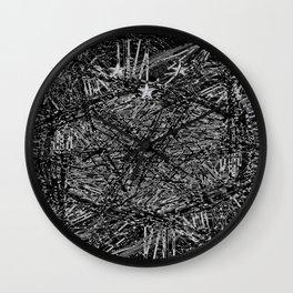 Inmash Up. Wall Clock