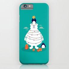 Christmas in Arctic Slim Case iPhone 6s