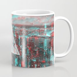 3d city Coffee Mug