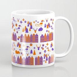 Welcome to the North Pole Coffee Mug