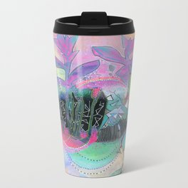 Freedom Within Metal Travel Mug