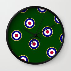 RAF Insignia Wall Clock