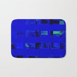 Color Weave 1zzm by Kathy Morton Stanion Bath Mat
