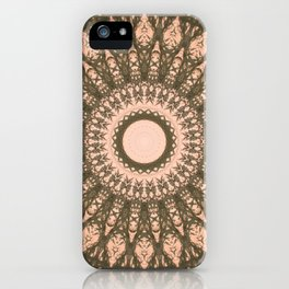 MANDALA NO. 28 #society6 iPhone Case