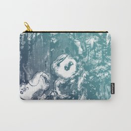 Inky Shadows - Blue edition Carry-All Pouch