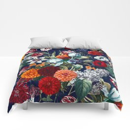 Night Garden XXXV Comforters