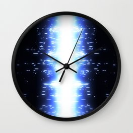Ghost Voices Wall Clock