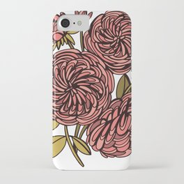 Heirloom Roses iPhone Case