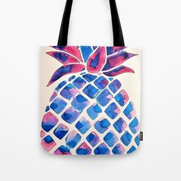 Summer Pineapple #society6 #spring Tote Bag