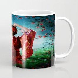 Geisha Garden Coffee Mug