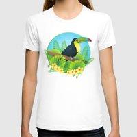 toucan T-shirts featuring toucan by Li-Bro