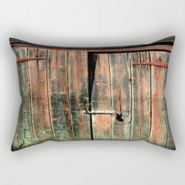 Exposed Rectangular Pillow