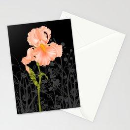 Iris Orange Stationery Cards