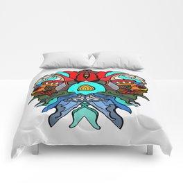 FaceFunz2 Comforters