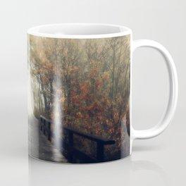 Walk into infinity Coffee Mug
