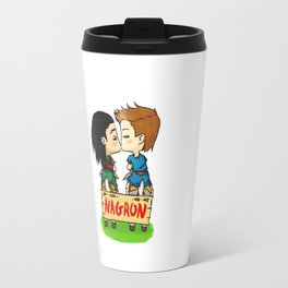 Nagron - goat farming Travel Mug