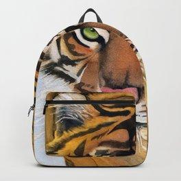 Walking Tiger Backpack