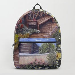 Cowbridge Physic Garden Backpack