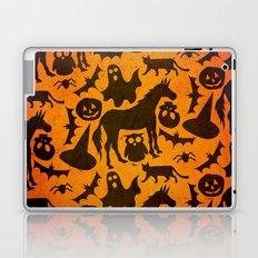 Halloween Spook Unicorn Laptop & iPad Skin