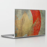 captain silva Laptop & iPad Skins featuring Captain by Fernando Vieira