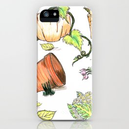 The Allotment iPhone Case