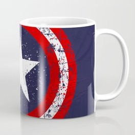 Captain's America splash Coffee Mug