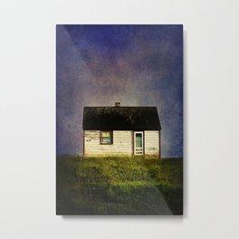 Folk House Metal Print