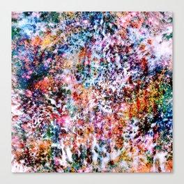 Rainbow Tiger Canvas Print