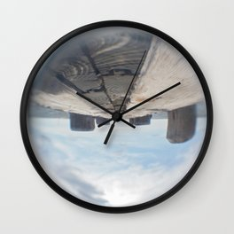 Boardwalk Wall Clock
