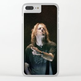 Lamb of God #OnStagePortrait Clear iPhone Case