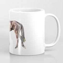 Thoroughbred Racehorse Coffee Mug