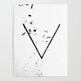 V Sigil Poster