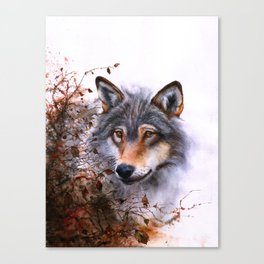 Outlawed Canvas Print