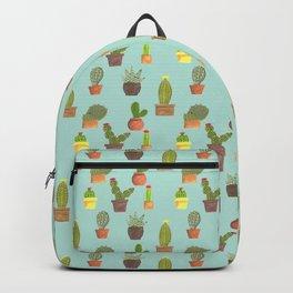 Potted Desert Garden Backpack