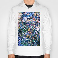 sparkle Hoodies featuring Sparkle by Stephen Linhart