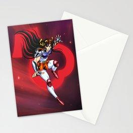 Caballero de Marte Stationery Cards