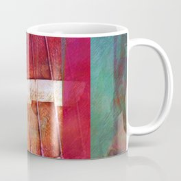 Violin Abstract One Coffee Mug