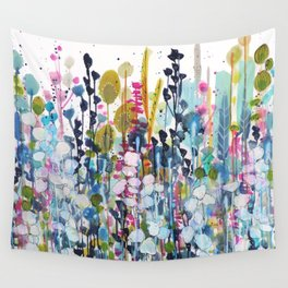 colorful sidero Wall Tapestry
