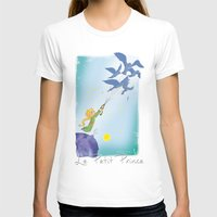 le petit prince T-shirts featuring Le Petit Prince by karicola