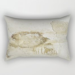 gold vain Rectangular Pillow