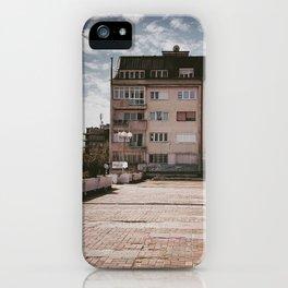 PRISTINA III iPhone Case