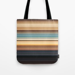 Color Span - Mountain Sunset Tote Bag