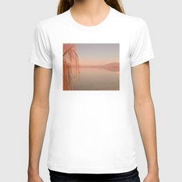 Autumn Lake Sunset T-shirt