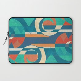 Mountains and Waves Laptop Sleeve