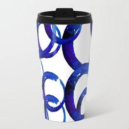 Enso Of Zen No. 21 by Kathy Morton Stanion Travel Mug