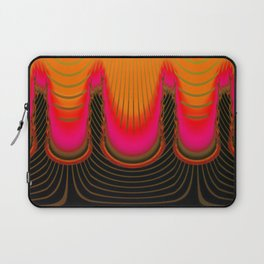 Darkness and light are sisters ... Laptop Sleeve
