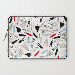 Audrey Circle Fashion Laptop Sleeve