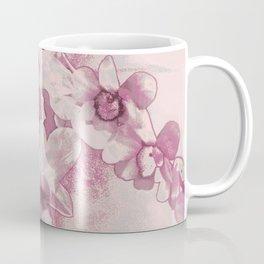 Flowers on the wall Coffee Mug