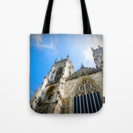 York Minster Tote Bag